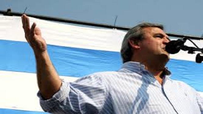 Peña: Larrañaga reaccionó ante reuniones de intendentes