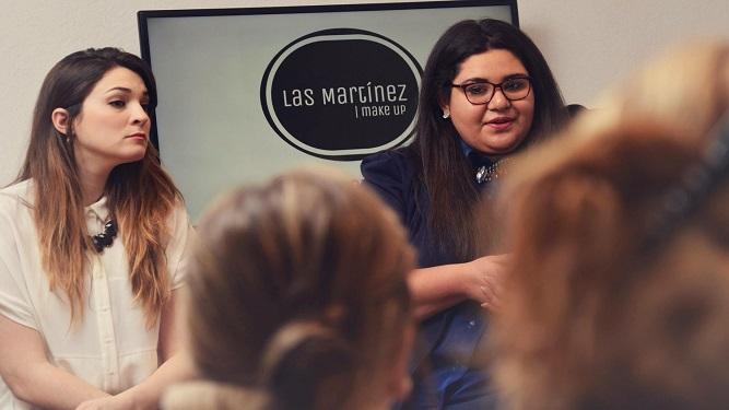 """""""Las Martínez"""", amigas unidas para ayudar desde la estética"""