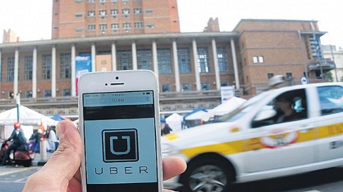 """DGI sobre Uber: """"Vamos a cobrar hasta el último peso"""""""