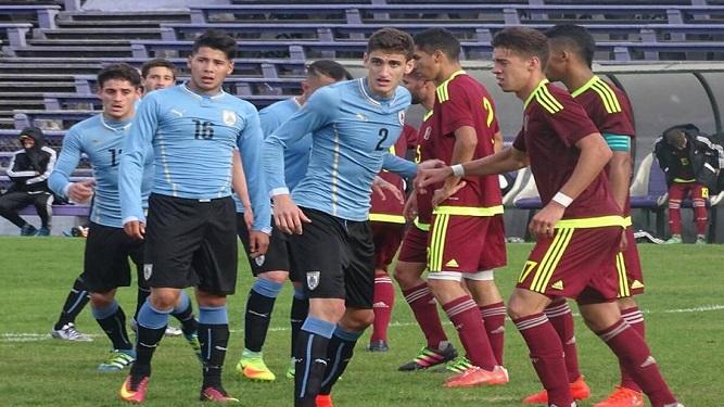 """""""Esta Sub 20 de Uruguay tiene mucho recambio"""""""