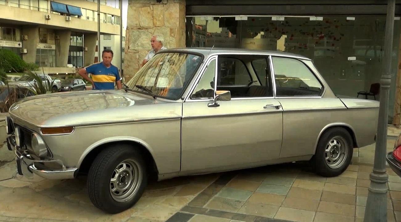 Una nueva edición de autos clásicos en Punta