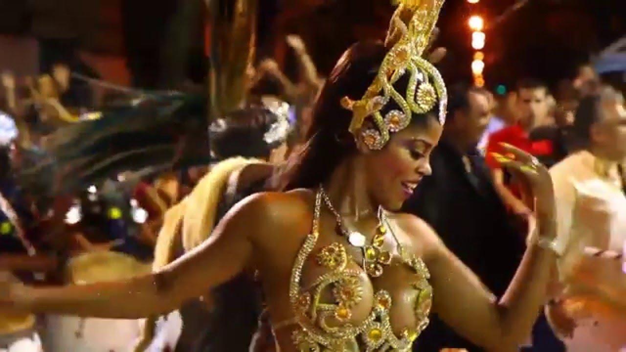 """""""Creo que el desfile es el puntapié del Carnaval"""""""