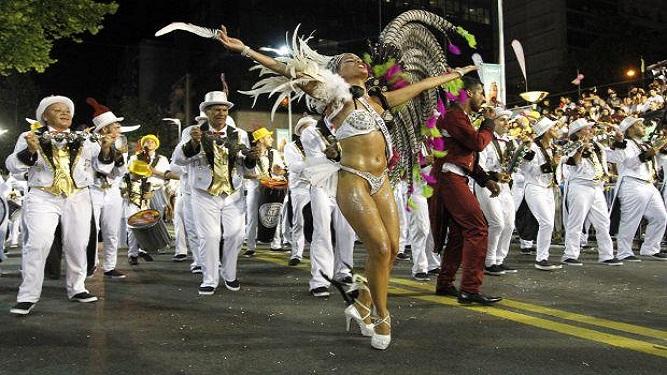 Conocé todo sobre la mejor escuela de Samba de Montevideo