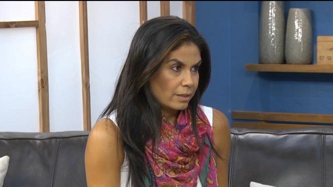 Verónica Alonso contó un episodio de discriminación en el mundo político