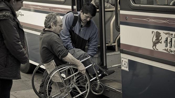 """""""La accesibilidad no es para la persona con discapacidad, es para todos"""""""