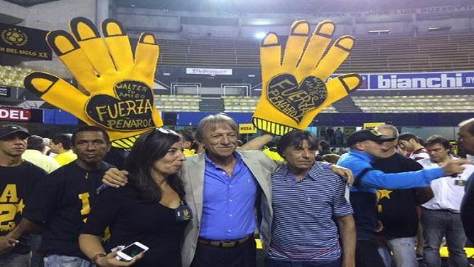 """""""Preocupado por el futuro político de Peñarol"""""""