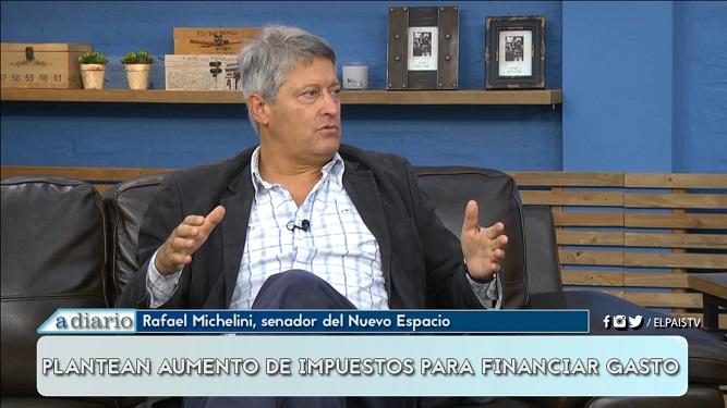Michelini: Hay presos políticos en Venezuela