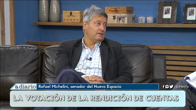 Michelini de acuerdo con Mujica sobre rendición de cuentas