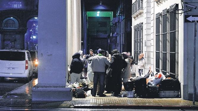 Uruguay recibió a 350 refugiados
