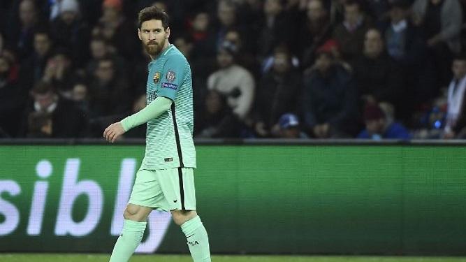 """""""Messi se pareció al de Argentina"""""""