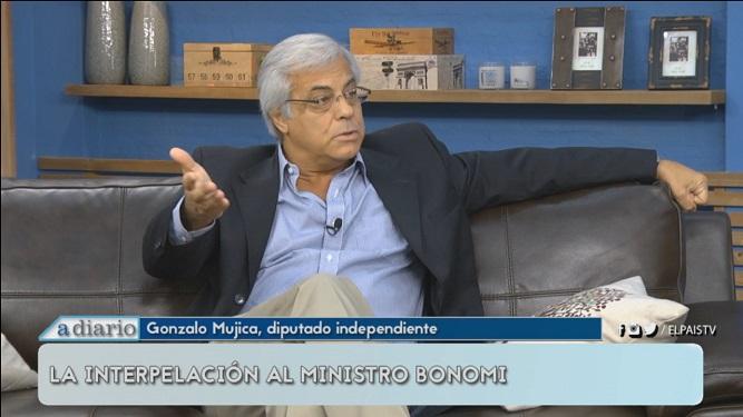 Gonzalo Mujica: me van a tener que aguantar tres años rompiendo los quinotos