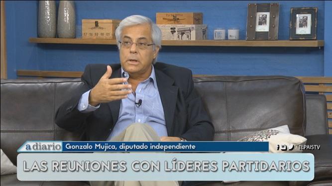 Los requerimientos políticos de Gonzalo Mujica para incorporarse a un partido