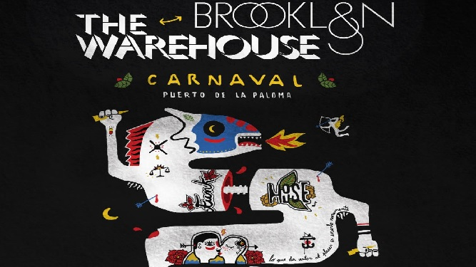The Warehouse y Brookl&n unidos en La Paloma