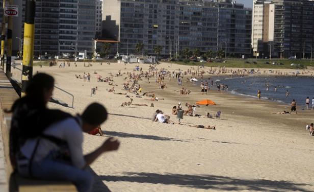 La temperatura de Uruguay promedio va a aumentar en 15 años