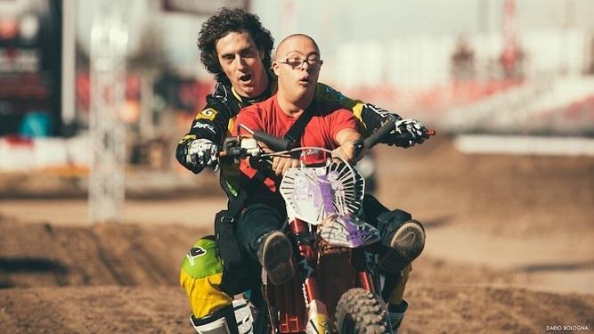 Llegan los X-Riders y la Mototerapia