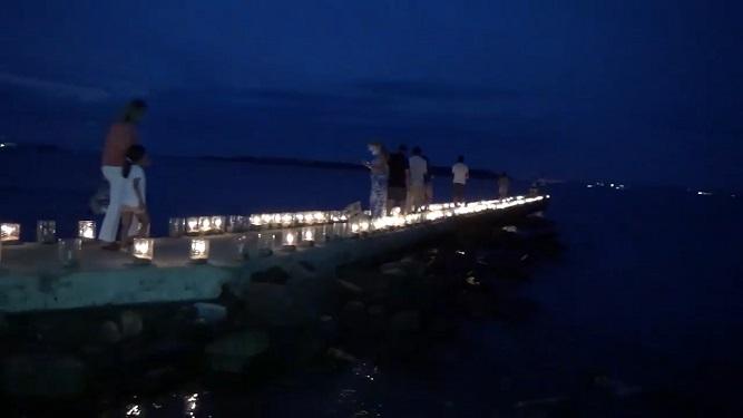 Punta del Este festeja la reconstrucción del histórico Muelle de Mailhos