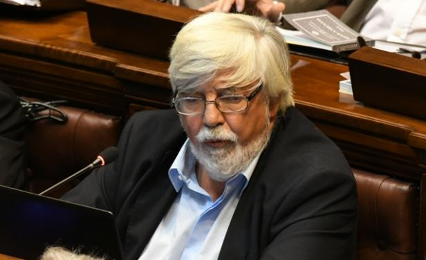 Diputados aprobaron presentar la denuncia penal de Cardoso contra Bonomi