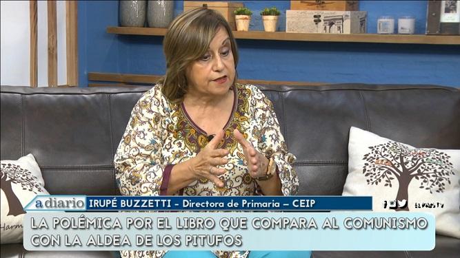 Irupé Buzzetti: Mayor presupuesto daría lugar a mejores edificios y reformas más rápidas