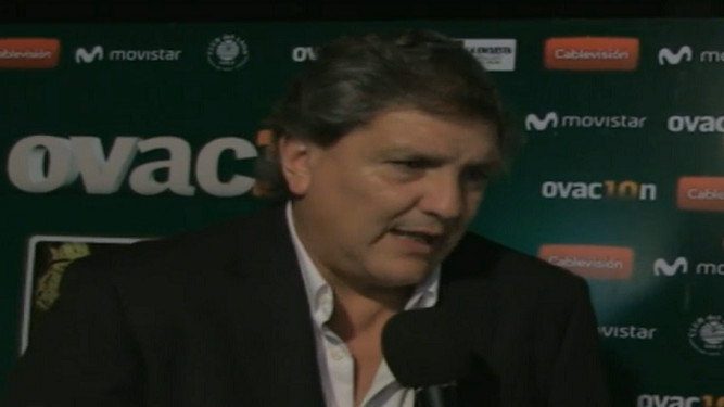 """""""Amaral va a volver a Nacional"""""""