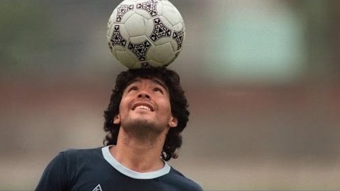 """Alberto Sonsol: """"Maradona fue lo mejor que vi jugando fútbol"""""""