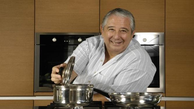 Puglia cocinó en vivo en la Estación Penitente