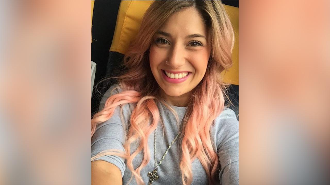 """Valeria Gau: """"Soy una persona humilde que quiere triunfar en la vida"""""""