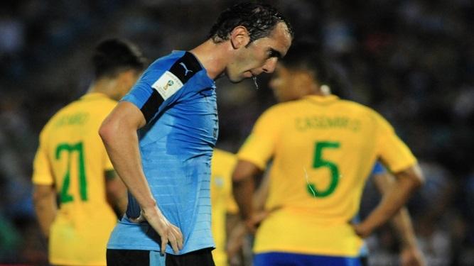 """""""Cada pelota parada era un riesgo para Brasil"""""""