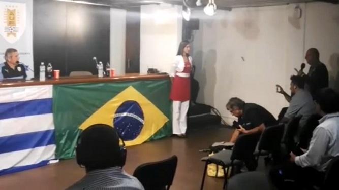 Periodista brasileño reconoció a Tabárez