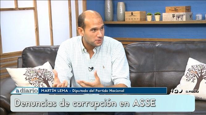 """Lema: """"Es mentira que no hay infraestructura para un IMAE en Salto"""""""