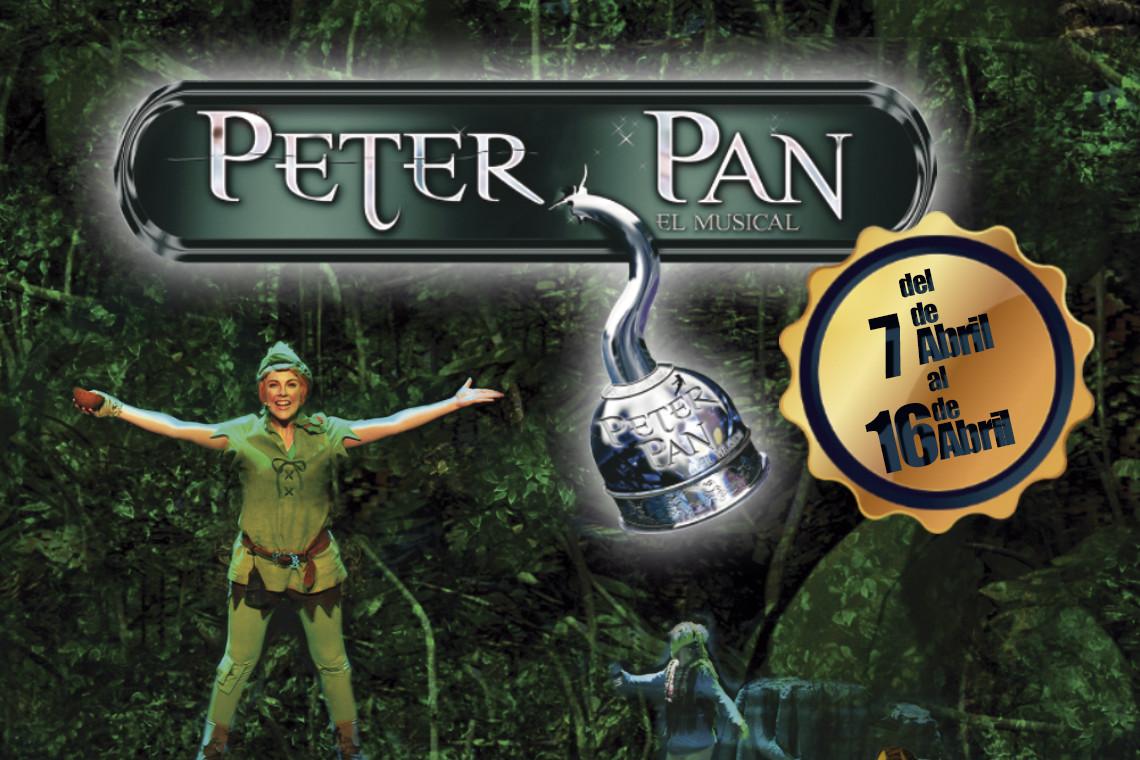 Silvia Villaú nos adelanta un pedacito de lo que será Peter Pan