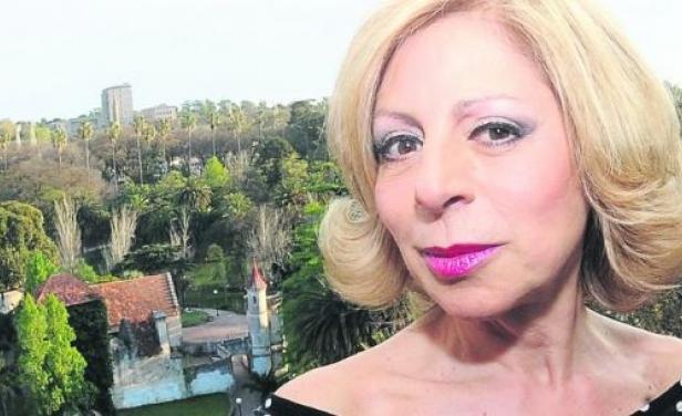 """Graciela Rodriguez: """"Desde hace tres años que no me invitan a los Iris"""""""